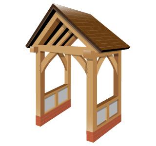 low-brick-plinth-porch